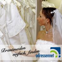 Brautmoden bei Adressennet finden