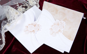 Tischkarten für die Hochzeit