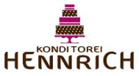 Logo der Konditorei Hennrich in Miltenberg